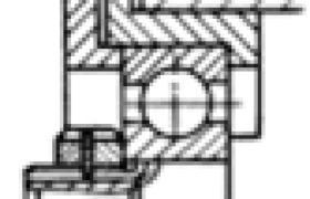 双向限位支承结构举例