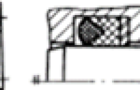 组合式密封圈类型及特点