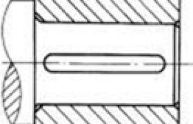 常用的轴、毂轴向固定装置