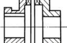 离合器啮合式接合元件的结构