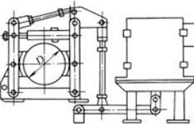 常用块式制动器的特点和应用