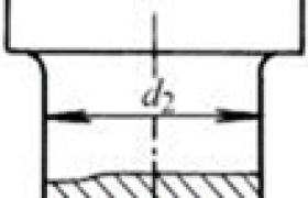 止推滑动轴承的结构与尺寸