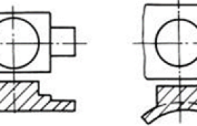 厚壁与薄壁的过渡连接