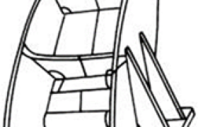 组合铸件结构