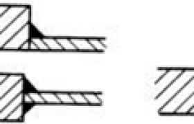 焊缝远离应力集中处