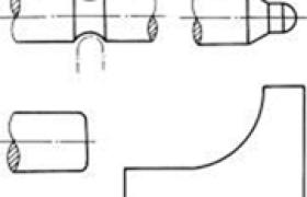使用简单结构形状