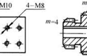 统一零件尺寸使用标准刀量具