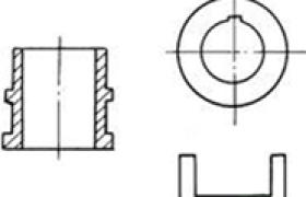 采用封闭、对称结构