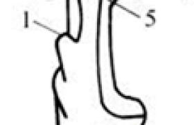 几种操纵杆的结构形式