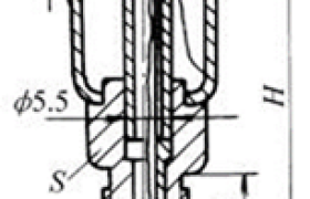 弹簧盖油杯       (摘自JB/T 7940.5—1995)      (mm)