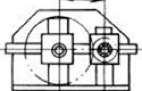 不同材料时的传动装置比较[7]