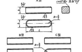 平键连接校核计算-静连接